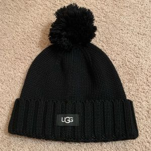 UGG Australia Pom Pom winter hat